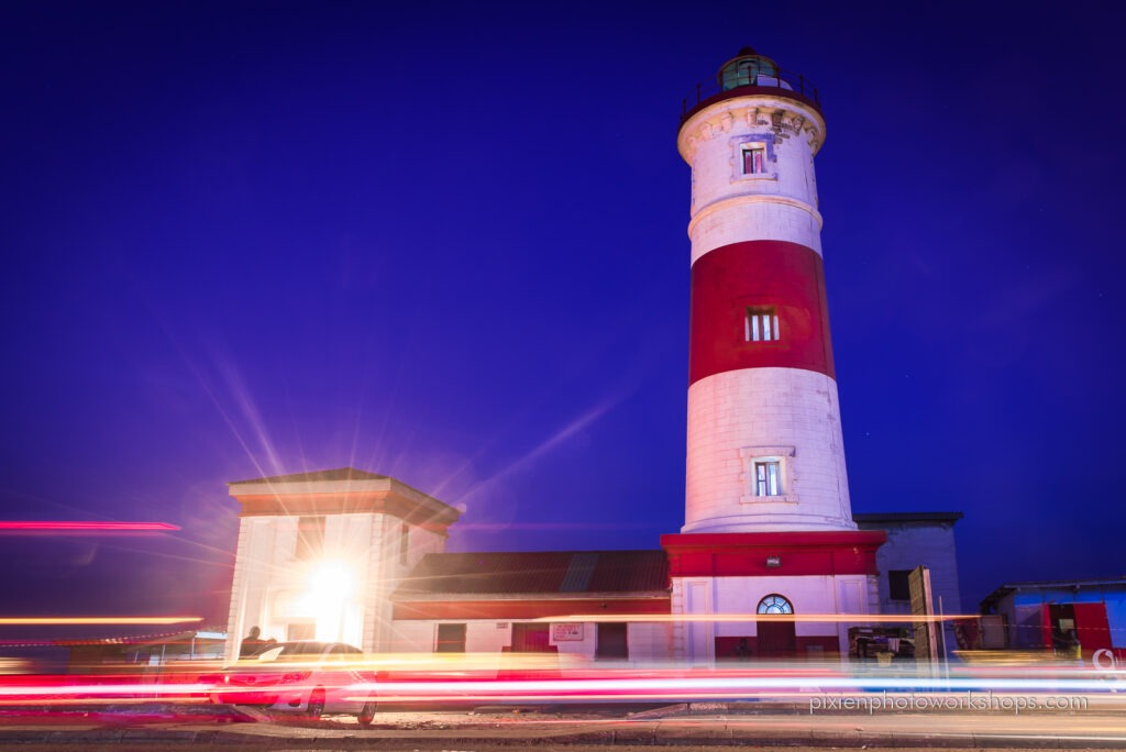 lighthouse jamestown accra ghana